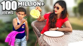 यह नही सुधरेंगी ( छोटू दादा कॉमेडी )CHOTU ki WIFE Cemedy| Khandesh Hindi Comedy | Chotu Comedy Video