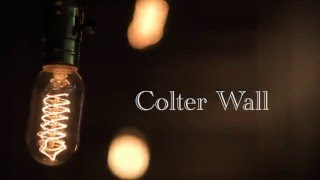Westlight Sessions Colter Wall Codeine Dream ( new song)
