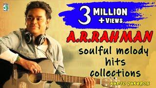 AR Rahman Super Hit Best Soulful Melody Audio Jukebox width=