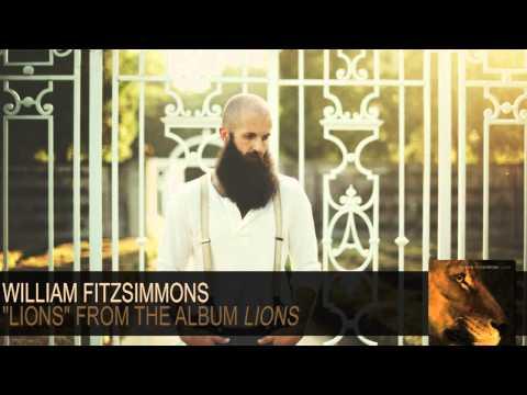 william-fitzsimmons-lions-audio-williamfitzsimmons