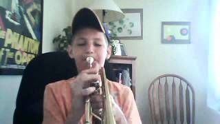 I Need A Doctor Cover- Trumpet