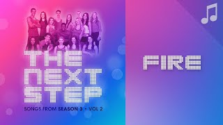 """Fire"" - Songs from The Next Step"
