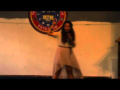 Miss. Masna Gurung (Talent Round) Miss UK Nepal 2012