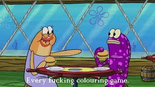 Games Portrayed by SpongeBob 2