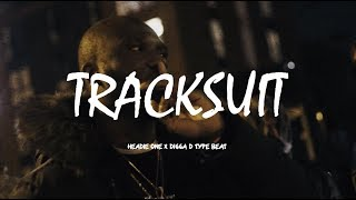 "Headie One x Digga D Type Beat ""Tracksuit"" 