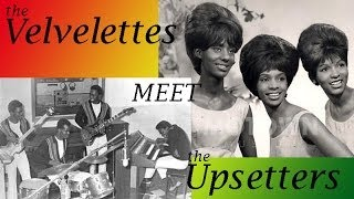 NEEDLE IN A HAYSTACK -REFIX- ⬥The Velvelettes & The Upsetters⬥