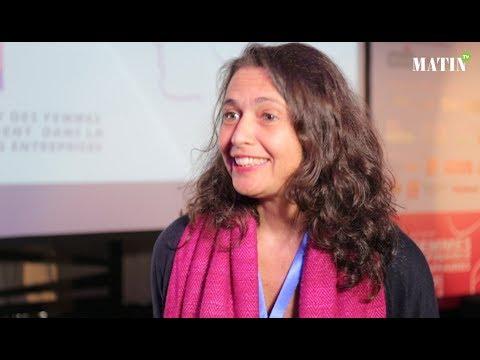 Video : Emmanuelle Gagliardi : « Il est important pour la femme de cultiver son réseau »