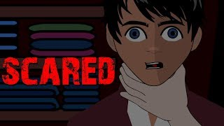 Scared | Horror story in hindi |TAF|