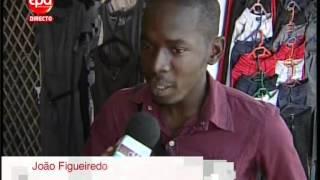 Angola Entrevista de Rua - Zunqueira