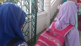 Ustadz singo wali songo senin 21/1/19 diamanahkan buka pintu TPA Baitul Musyahadah .