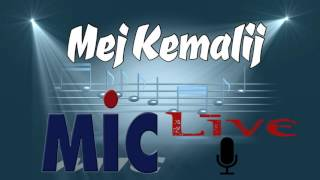 Mej Kemalij   MIC Live   Marshallese Song