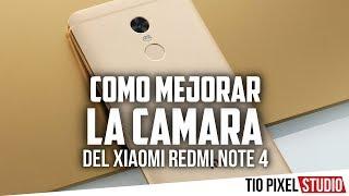 COMO MEJORAR LA CÁMARA DEL XIAOMI REDMI NOTE 4 / REDMI 4 / REDMI 5 MODO RETRATO, HDR+ Y MAS GCAM MOD