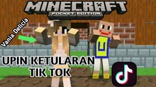 Animasi Minecraft Indonesia || Minecraft Pocket Edition