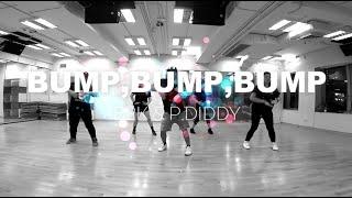 BUMP, BUMP, BUMP - B2K & P.DIDDY / PRINCEBRYAN CHOREOGRAPHY / HKFDC / BASIC C.O CLASS