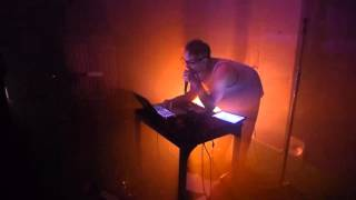 Armand Van Hard On live in Hastings performing Darude's Sandstorm