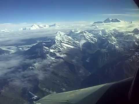Mount Everest, 8.848 meters, 29.029 feet, Buddha Air, Nepal, Asia