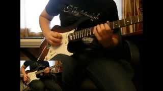 Creek mary's blood (Nightwish) - instrumental cover