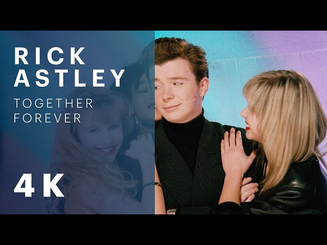 "Vídeo oficial de ""Together Forever"" de Rick Astley"