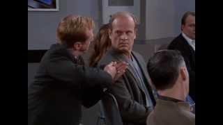 Frasier - Gil's threat