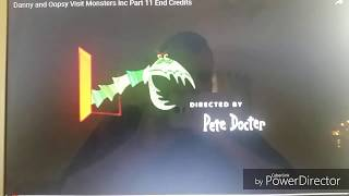 Monsters Inc End Credits High quality