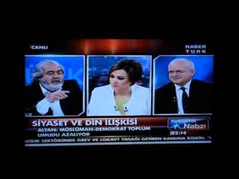 Şaban Ali Düzgün, teolojik olarak cem evleri ibadet hanedir.