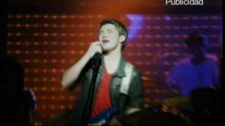 Sterling Knight singing Starstruck at the Starstruck DVD Release Party