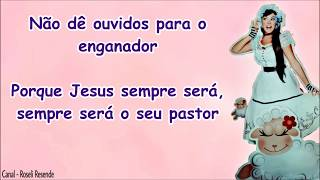 Cristina Mel (Infantil) - Ovelhinha Feliz (Com letra)