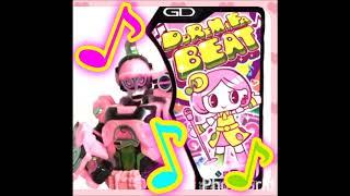 Kamen Rider Brave Beat Quest Gamer Level 3 Poppy Ver Henshin Sound