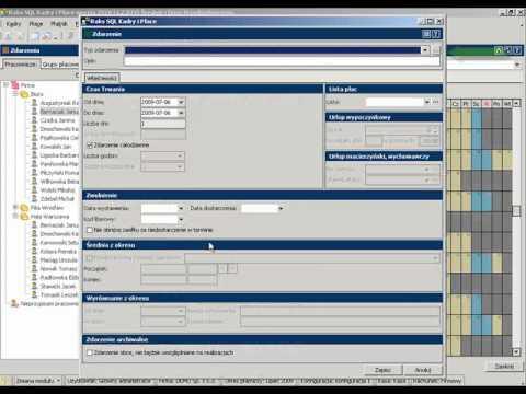 Automatyczna kontrola wynagrodzeń w programie RAKSSQL