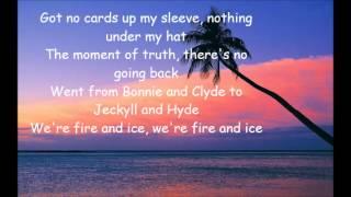 I'm your sacrifice - Ozark Henry lyrics