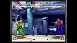 SF3 OnlineEdtion Sean (AdrianAkaMario) Vs Ken