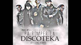 Preview : Farruko Ft. Daddy Yankee, Yomo, Zion Y Lennox - Pa' Romper La Discoteca (Original Remix)