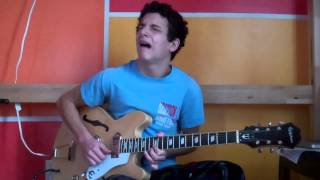 Busted - Ray Charles - Guitar Cover by Alec DeCaprio