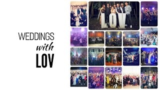 Trupa nunta - LOV - Weddings mash up - Trupa cover | Formatie nunta | Party Band