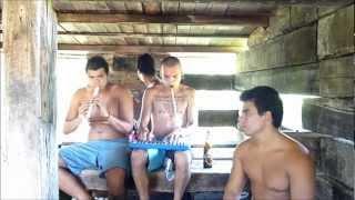 Ska na Ilha Itatiaia (Boqueirão)