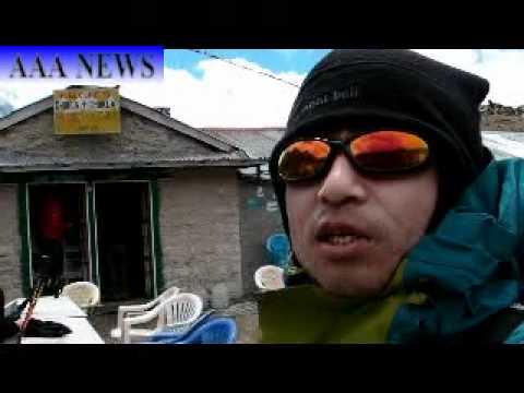 2011/4/15 10:30 Arrived at Doughla(Tukla)