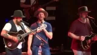 Jack and Diane - Zac Brown Band with Drake White July 22, 2016