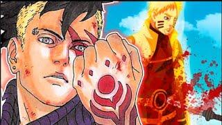 KURAMA Kaget! Naruto Menguasai Teknik SHIN SUSENJU Dgn Mode Asura Kurama & Mimpi Baru Naruto width=