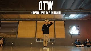 "Khalid ""OTW"" Choreography by Vinh Nguyen"