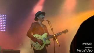 Hugo - Rock and Roll Delight @ Hugo Under City Lights concert 10 Oct 2015