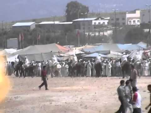 Fantasia Meknés Morocco 2003
