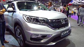 Honda CRV TOP model, 2015, 2016, 2017 video