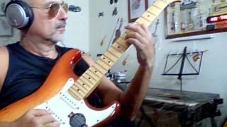 Cazuza   Exagerado Guitar Cover -  Ricardo Pachá