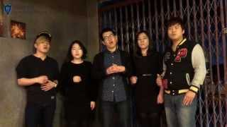 Somebody That I Used To Know - WAPPEN (Pentatonix Cover)