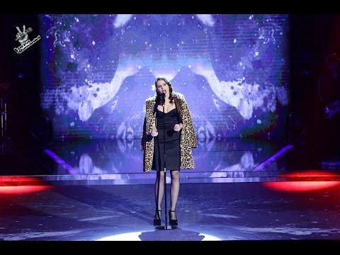 Teodora Buciu - Creep | Semifinala | Vocea Romaniei