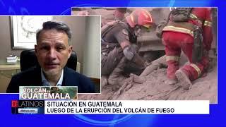 Hablamos con el Pastor Cash Luna sobre la actual situación en Guatemala