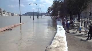 Duna áradása Budapesten - árvíz 2013