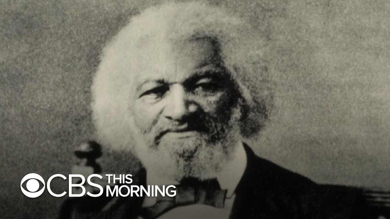 Frederick Douglass's Connection with Ireland