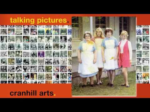 Esther Mcarroll , 3 Nurses with Catherine Williamson Nurse Ruchill Hospital 1960s