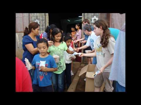 Pastora Elena en Nicaragua